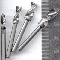 Big : Ø 3,05mm — Ø 6,35mm.